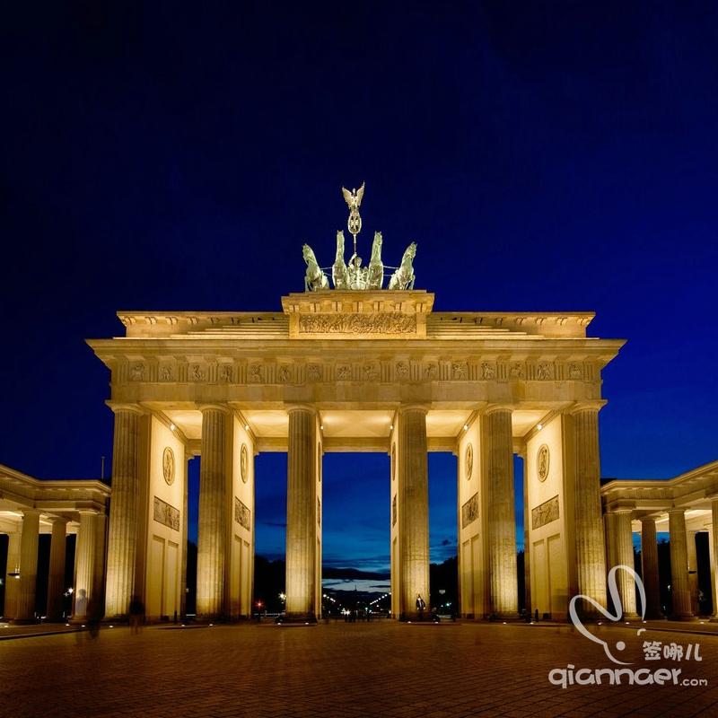 德国旅游签证[全国送签]+专业签证顾问1对1服务+预定酒店、机票、行程、保险+陪同办签