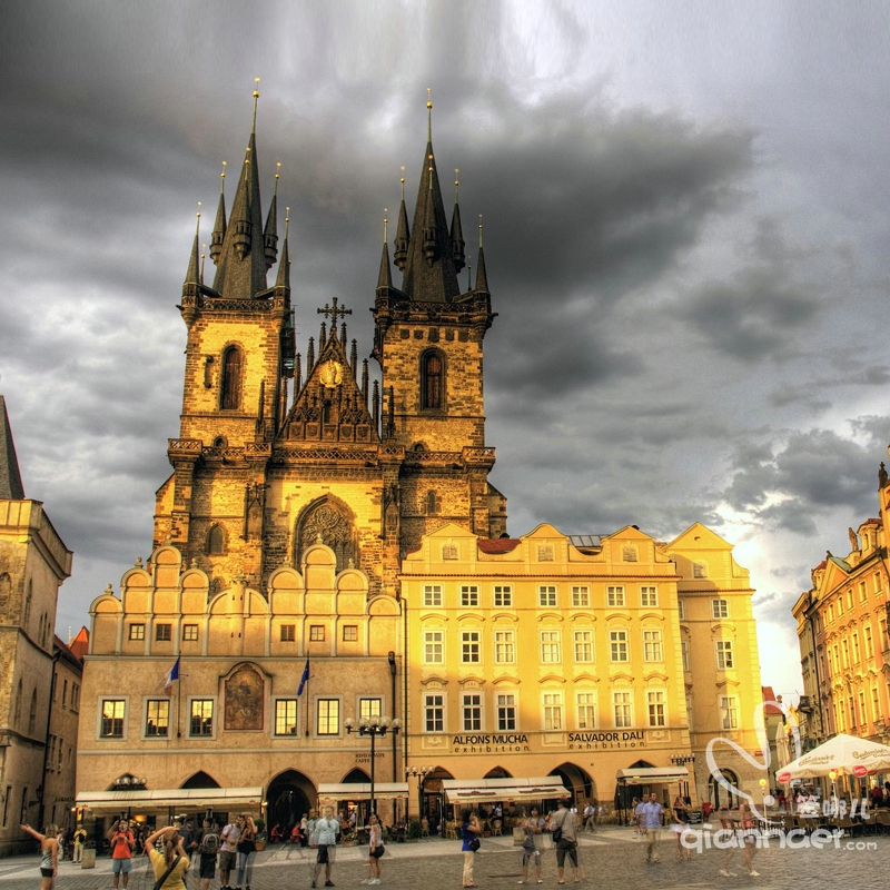 捷克旅游签证