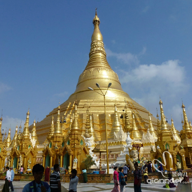 缅甸旅游签证+简化材料+全国受理